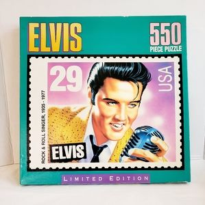 Puzzle, Limited Edition  Elvis